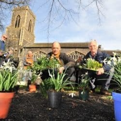 st margarets bulb planting for The Heavenly Gardens