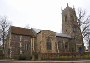 St John de Sepulchre (St John the Theologian) church