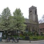 St Clement the Martyr churchyard