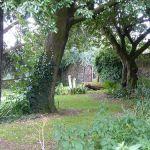 St Etheldreda churchyard