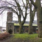 St James the Less churchyard