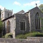 St Martin at Palace church