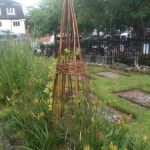 St Peter Mancroft churchyard