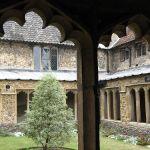 St Helen's cloister