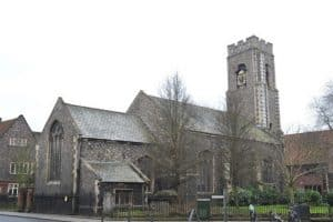 St Clement the Martyr church